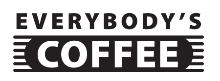Everybodys coffee logo