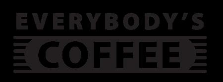 Everybodys coffee logo
