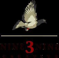 nine3nine Creative logo