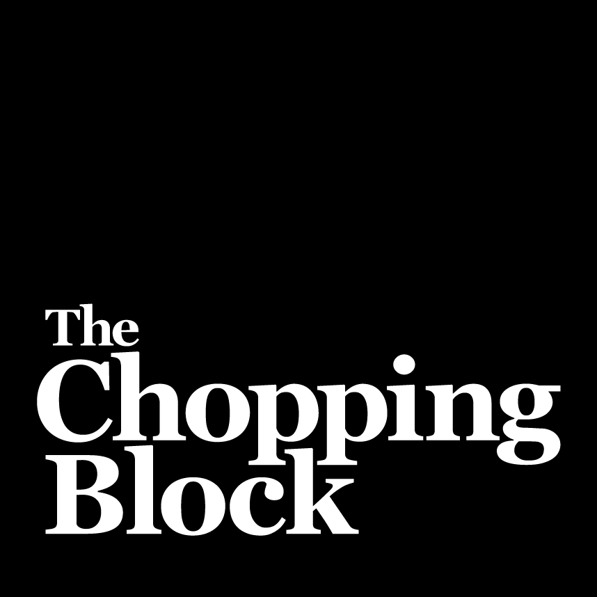 The Chopping Block logo